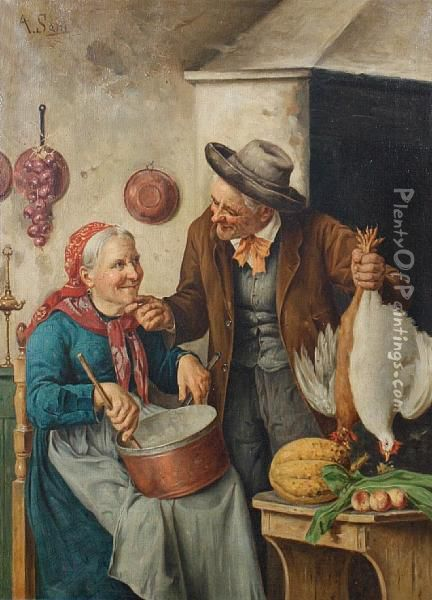 Image result for Alessandro Sani, «Darby and Joan»