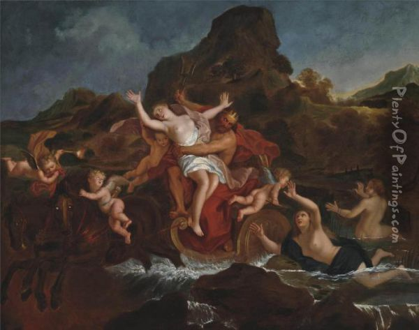 abduction of persephone