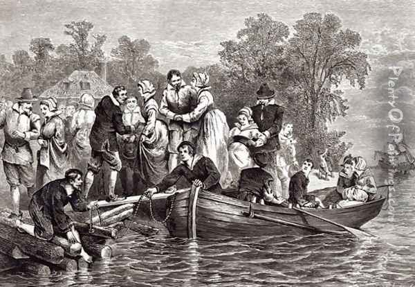 settlers in the eighteenth century american