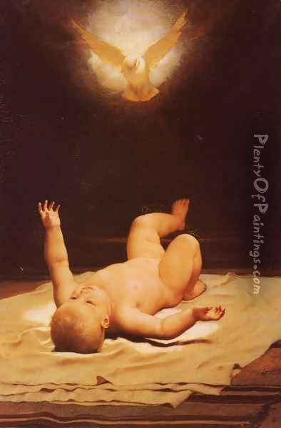 Already He knew God As His Father Oil Painting - Frederick Goodall