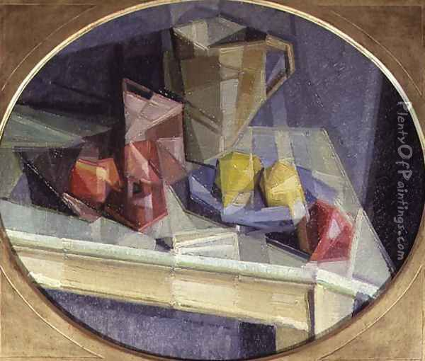 Still Life Oil Painting - Georges Valmier