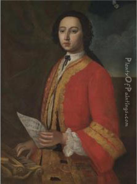 Portrait Of A Gentleman, Half 