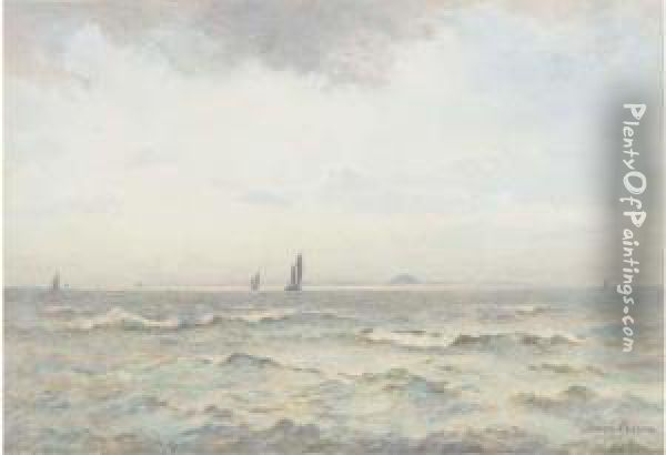 The Incoming Tide Oil Painting - James Aitken