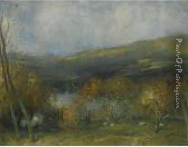 Nithsdale Oil Painting - James Paterson